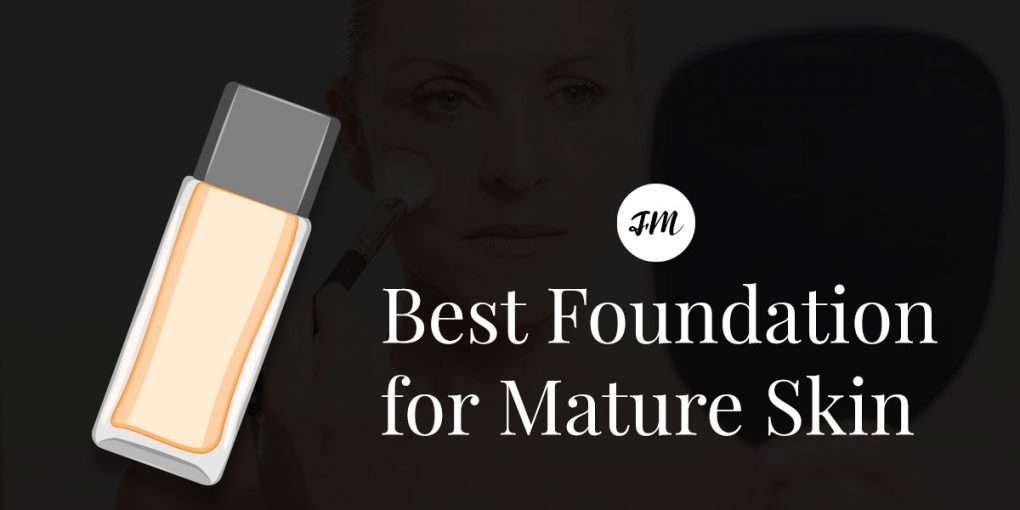 Best foundation for 40 plus skin uk